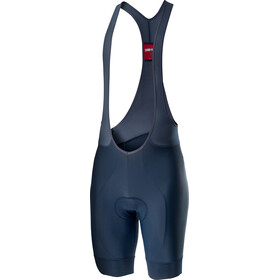 Castelli Entrata Bib Shorts Heren, blauw